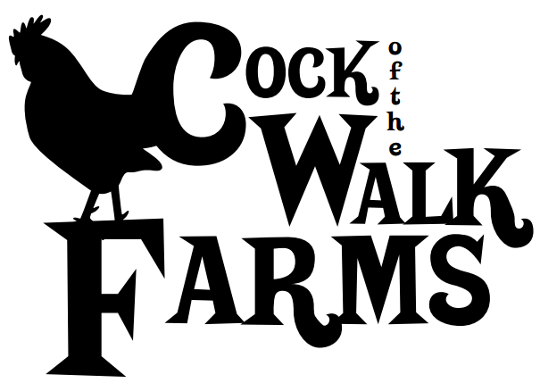 Cock of the walk farms graphic 1